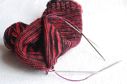 Sockinprogress
