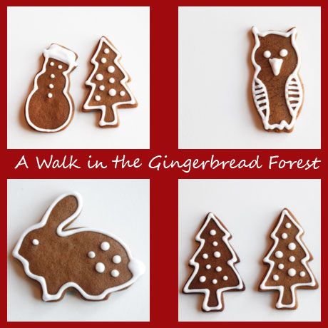 Gingerbreadforest