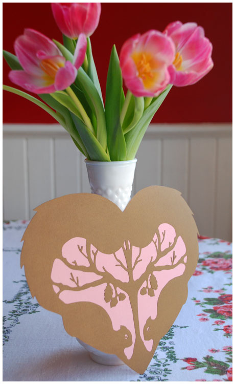 Valentinetulips