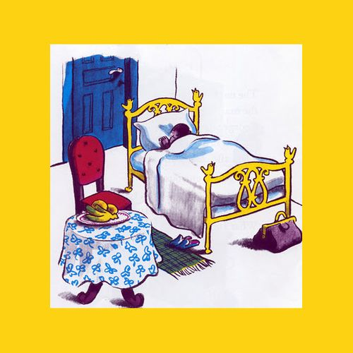 Curious George in BEd