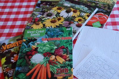Seedcatalogues