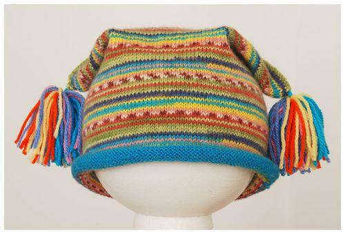 Baby Hat Knitting Pattern Sock Yarn : Yarn : Sock Yarn Baby Hat
